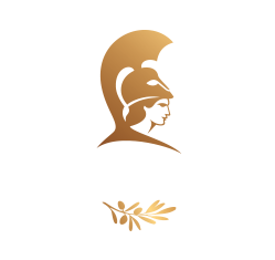 athena olive oil competition logo